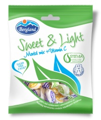 Sweet and Light Mentol Mix